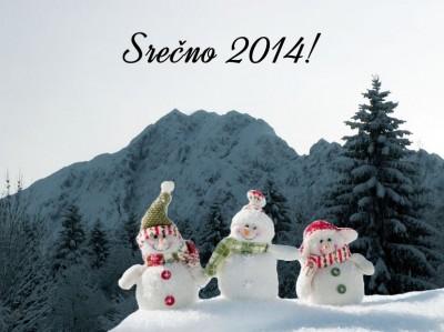 Srečno 2014